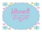 Blizzard! A Sight Word Game
