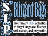 #Jan2018SLPMustHave Blizzard Bags for SLPs