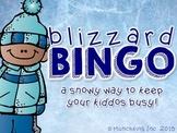 Blizzard Bingo - FREEBIE!