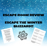 Blizzard Escape Room