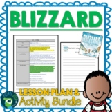 Blizzard by John Rocco Lesson Plan and Activities