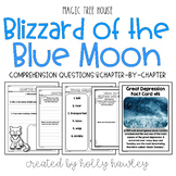 Blizzard of the Blue Moon- A Magic Tree House Guided Readi