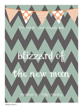 Blizzard of the Blue Moon--Magic Tree House
