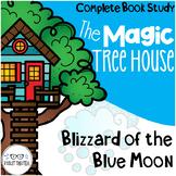 Magic Tree House Blizzard of the Blue Moon Book Companion