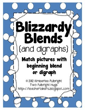 Blizzardy Blends and Digraphs