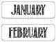 Block Calendar Headers