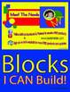 Block Cards-I CAN Build