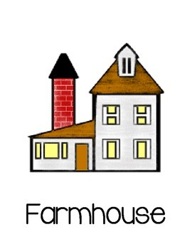 Farm Block Center- Preschool Learning Centers
