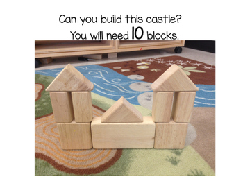 Block Centre Dramatic Play Kindergarten