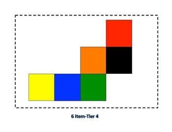 ABLLS-R Aligned B-12 Block Design Cards, B12 Resource