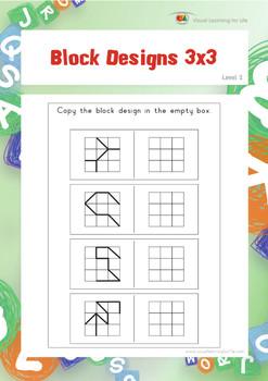 Block Designs 3x3