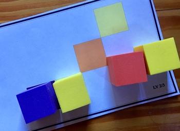 Block Designs, ABLLS-R B9 & B12 Autism, ABA