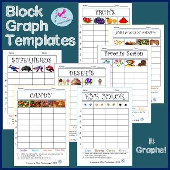 Block Graph Templates