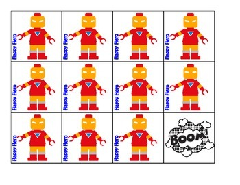 Block Heroes Bang Game