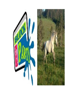 Block Party and the Summer of the Beautiful White Horse