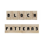 Block Patterns Sets 1 and 2