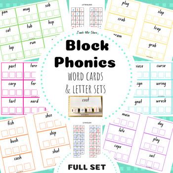 Block Phonics FULL Set