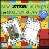 STEM Challenges for K-2 STEM Activities Kindergarten 1st 2nd Grade