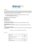 Block Style Complaint Business Letter