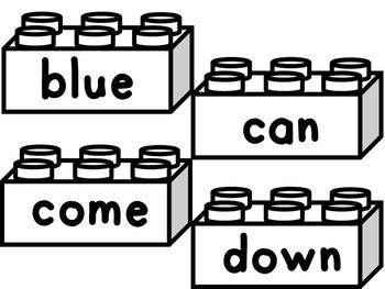 Block Theme Word Wall