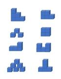 Block design cards