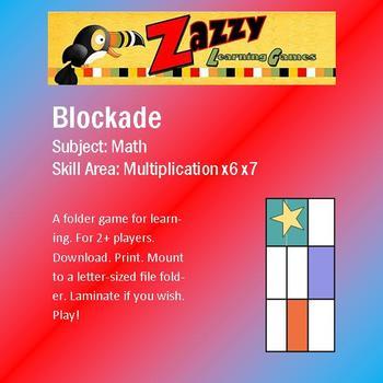 Blockade Folder Game for x6 x7