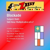 Blockade Folder Game for x6 x7