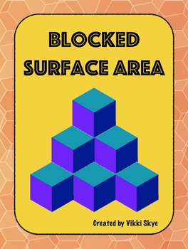 Blocked Surface Area: The Surface Area of Composite Shapes