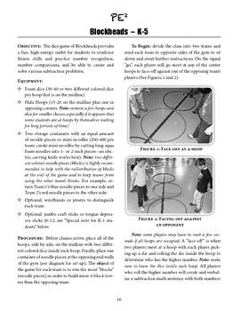 Blockheads PE/Math Game