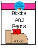 Preschool STEM Activity - Blocks And Bears