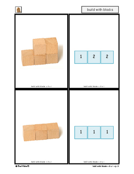 Blocks: Build with your blocks 3x1