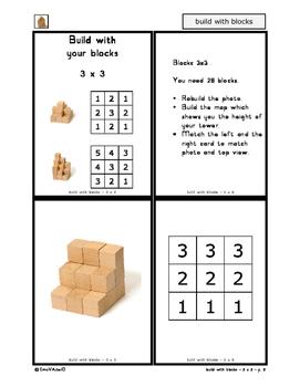 Blocks: Build with your blocks 3x3