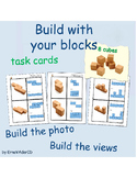Blocks: Build with your blocks - 8 cubes - 3D