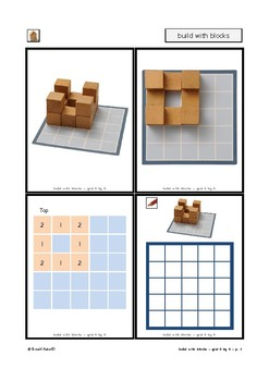 Blocks: Build with your blocks - grid 5x5