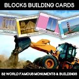 Blocks Building Cards