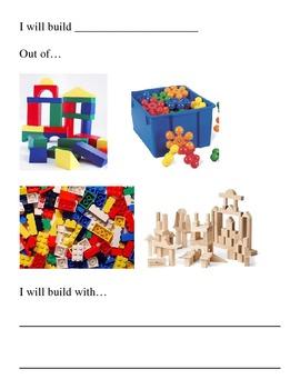 Blocks Center Build Plan
