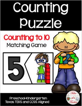 Blocks Counting Puzzle