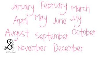 Blog Calendar Clip Art