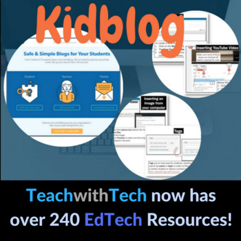 Blogs Kidblog Guide UPDATED