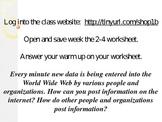 Blog Powerpoint