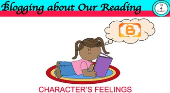 Blogging about Reading: iPad Integration Activity