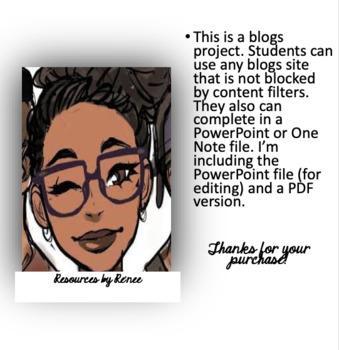 Blogs Project