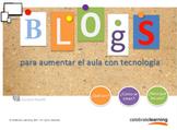 Blogs para aumentar el aula con tecnología