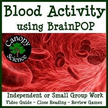 Blood Activity using BrainPOP