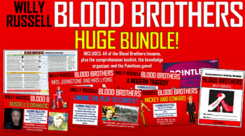 Blood Brothers Huge Bundle!