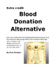 Blood Donation Alternative (E.C.)