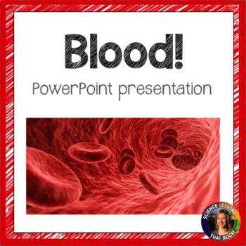 Blood SMART notebook presentation