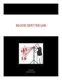 Blood Spatter Analysis Lab