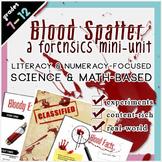 Blood Spatter - Forensics