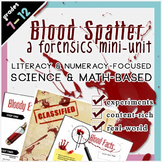 Blood Spatter - Forensics
